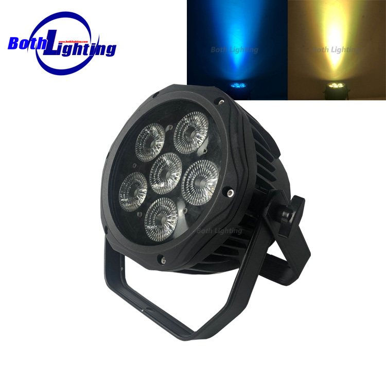 roadvision led 6in round 6100 series