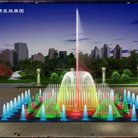 High Quality Patio Garden Floor Fountain Supplier