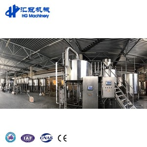 3000l Beer Brewery Equipment Micro Beer Equipment Turnkey Plant
