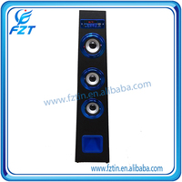 UK-21 5.1 Hifi home theatre surround sound speaker stereo system tower speaker with bluetooth FM radio party office use