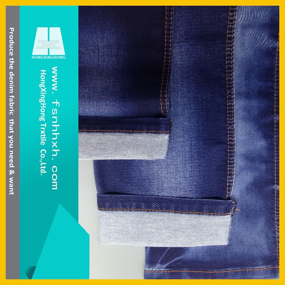 No.731 2015 Latest,Indigo Twill Baby Terry,Cotton Denim Fabric For ...
