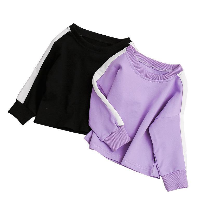 ใหม่เด็กชุดถักเสื้อกั๊กเด็กลำลองเสื้อยืดเบาะผ้าฝ้ายเสื้อกั๊ก