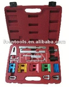 china Engine Timing Lock Kit 16pcs Holding Tool Kit Vehicle Tools cummins  tester