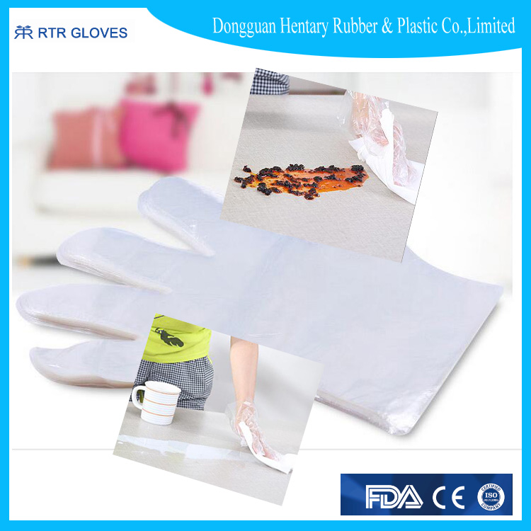 Professional Pe Gloves And Aprons With Ce Certificate