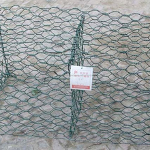 High quality Gabion Wire Mesh Boxes/Reno Mattresses, hexagonal wire netting