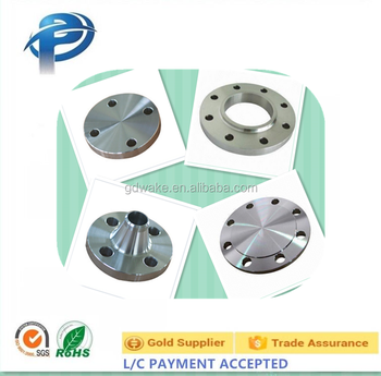 stainless steel flange/pipe fitting flange/pipe fitting spade blind flange
