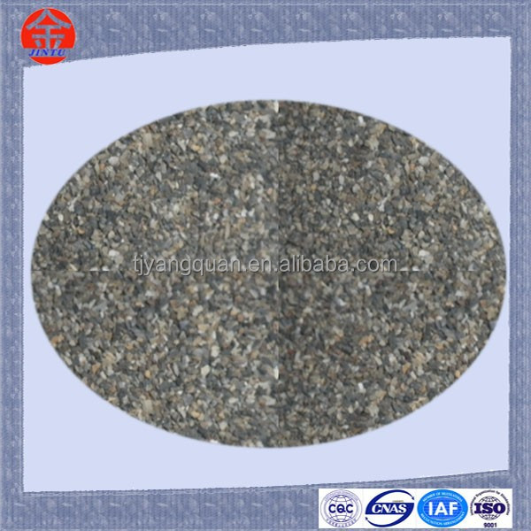 1-3mm Round kiln Bauxite 88% for fire brick and castables