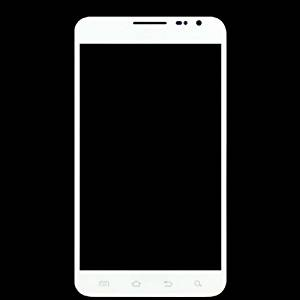 ePartSolution-Samsung Galaxy Note i717 Front Glass Outer Lens Touch Screen Cover White Replacement Part USA Seller