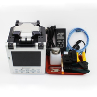 DIHAO fiber optic splicing machine / Fiber Optical Fusion Splicer / splicing