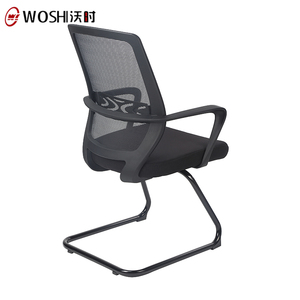 Economical Mesh Back Modern Cheap Visitors Reception Chairs For Sale
