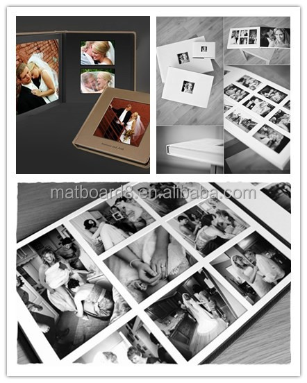 5 * 7 peel and stick personalized photo album