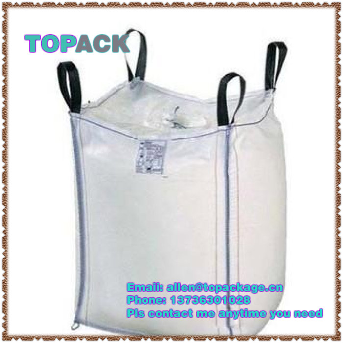 direct buy china breathable plastic bag flexible FIBC/Bulkbag/Bigbag/Jumbo bag Container Bag