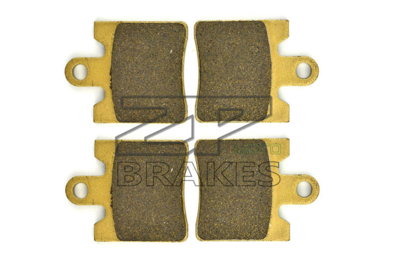 Motorcycle Organic Brake Pads For Fits SYM GT 500 2004 Front OEM New High Quality Free shipping