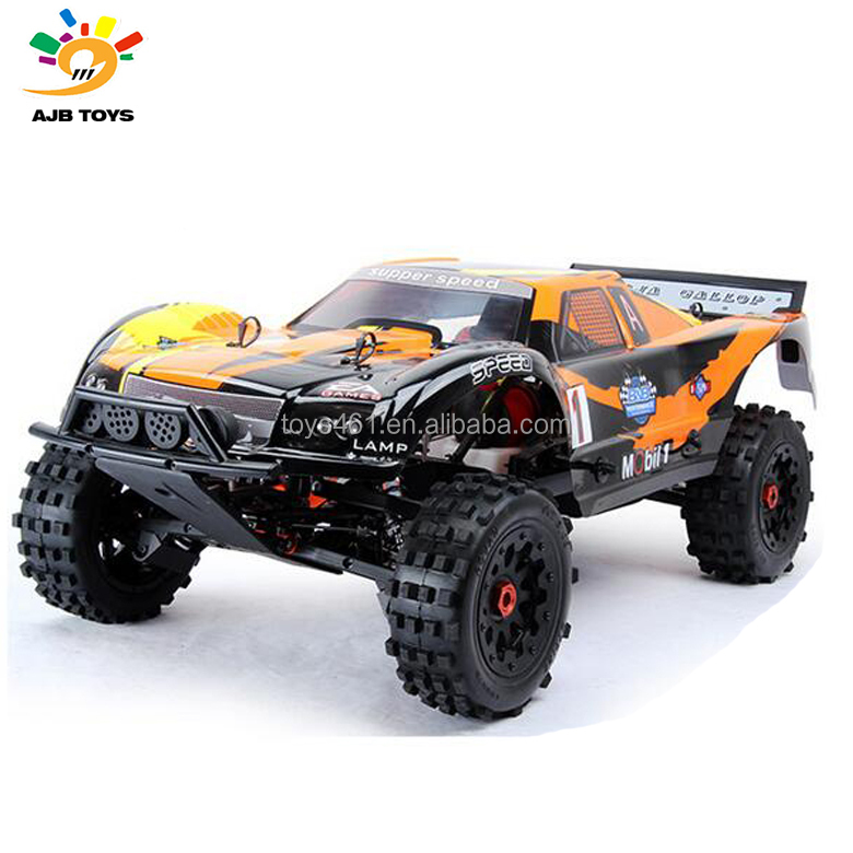 New style 1/5 scale RC car 30.5CC 4 bolt Zenoah engine 305T Baja