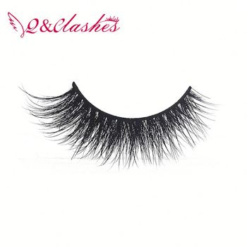 ad197bd4a42 Quick delivery new fashion mink lashes 3d horse hair eyelashes with 3mm to  5mm length