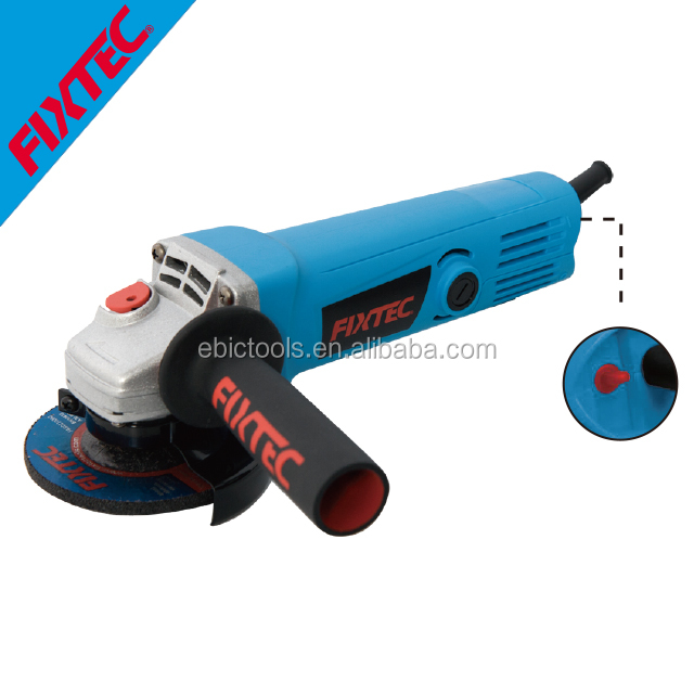 FIXTEC 700W 100mm Electric Mini Angle Wet Grinder With Variable Speed