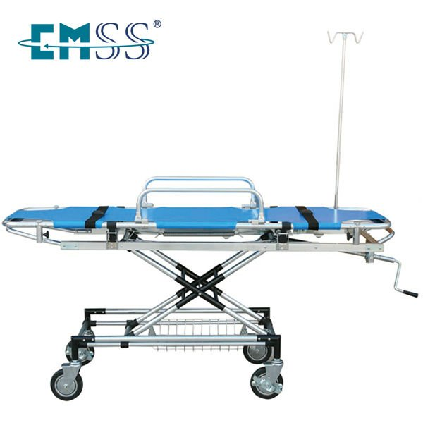 Medical used ambulance stretcher