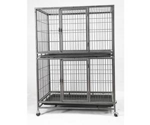 Metal Dog Cage 110X73.5X176 cm