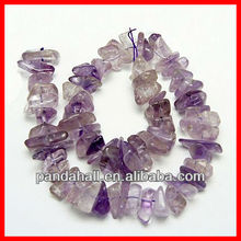 Natural Untreated Amethyst Raw Rough Stone Amethyst Beads(G-D220-1)