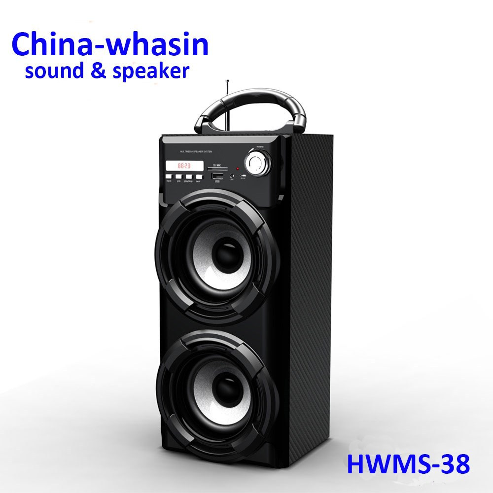 HWMS-38 Hottest sales speakers to South America, China-whasin audio sound & speaker