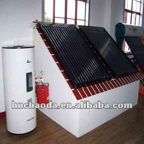 indirect thermosiphon solar water heating systems