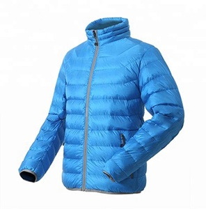 Wholesale Winter Wear Waterproof Short Down Warm Jacket Coat For Men