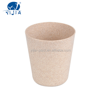 245ml Small Eco Friendly Biological Plastic Juice Cup