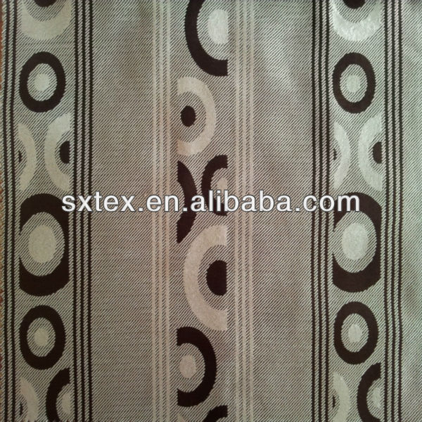 China Manufacturer For home-use damask satin jacquard fabric
