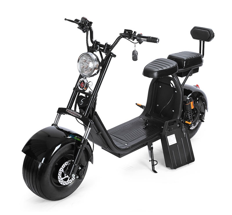 New Arriver Electric City Scooter Long Mileage 80km Two