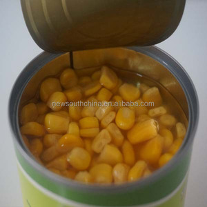 Wholesale Canned Sweet Corn Products 340G