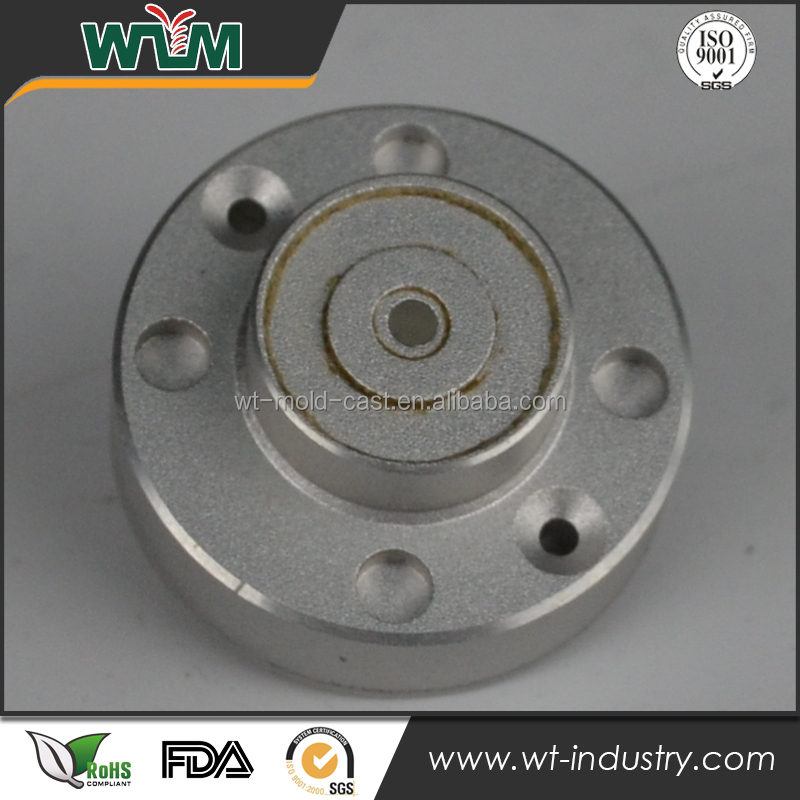 Manufacturer on Custom CNC Precision Machining Aluminum Part Made in China