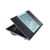 Cixi Dujia Ergonomic Design plastic Laptop desk mini angel adjust lapdesk lap top lap desk