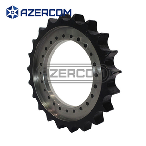 Undercarriage parts drive roller chain sprocket for 40 ton excavator 40-20A