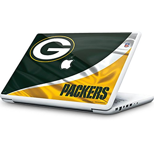 NFL Green Bay Packers MacBook 13-inch Skin - Green Bay Packers Vinyl Decal Skin For Your MacBook 13-inch
