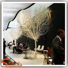 Artificial tree no without leaves white branches for centerpieces decorative tree branch trees trunk for sale wedding decor