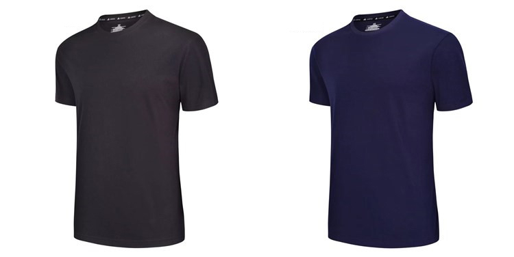 Reine Farbe Frauen Männer Unisex T Shirts/Weiß männer T-shirts Blank T Shirts