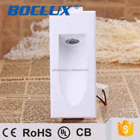 2 years warranty led flat step light indoor/outdoor recessed led corridor lamp with best price