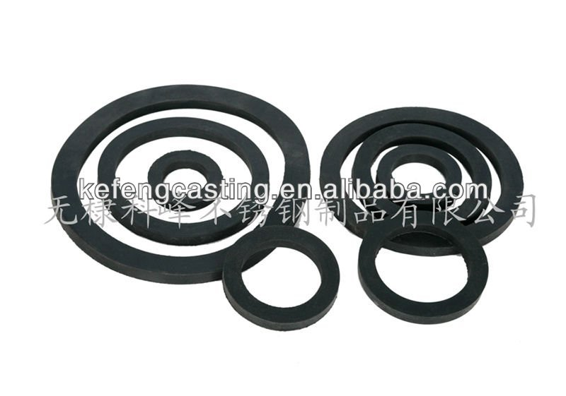 silicon sealing gasket for hose, camlock couplings