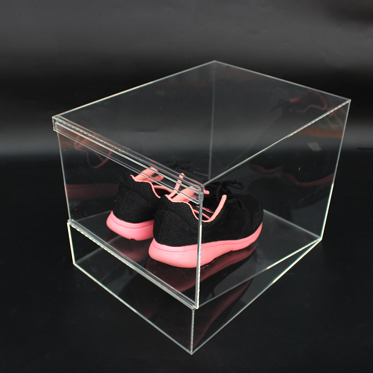 acrylic shoe box27