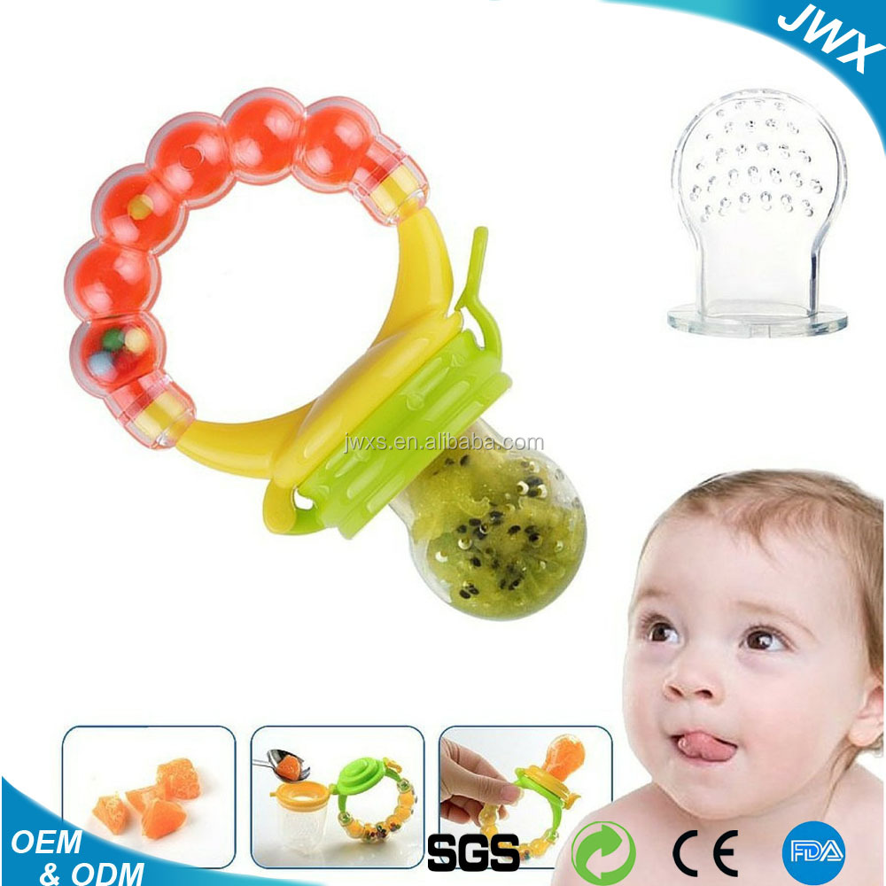 Hot Sell Factory Direct Sell Baby Product Fresh Baby Fruit Food Feeder