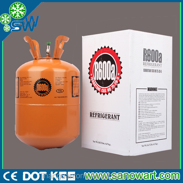 r600a cool gas for automotive refrigerant vehicle refrigerant