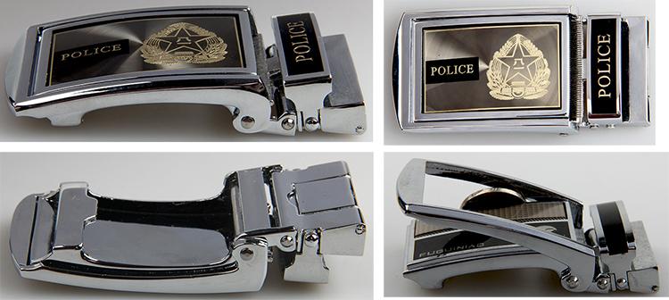 Fashion Custom New Mechanism Automatic Ratchet Buckles For Belts ...