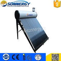 best selling low pressure domestic solar water heater 200 liter made in China