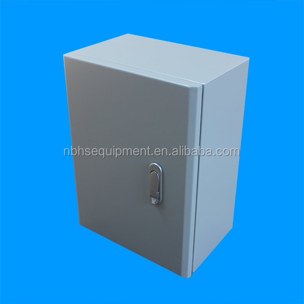 Electrical Junction Fabricated Steel Enclosure