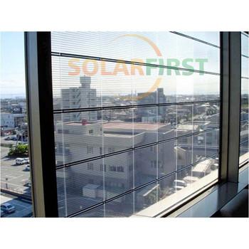 75w Transparent Thin Film Amorphous Silicon Solar Panel