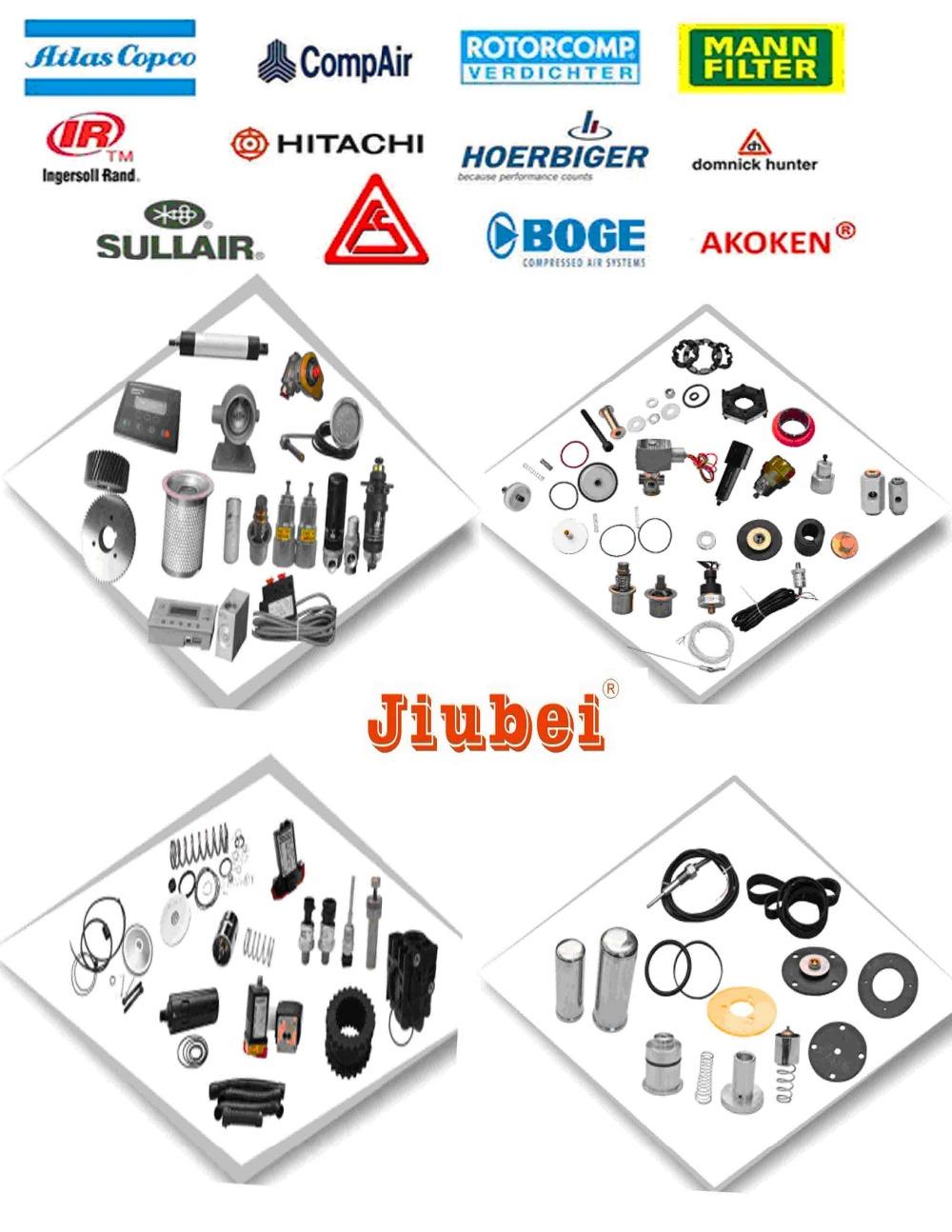 Air Compressor Filter Element 1617704101 Atlas Copco Prefilter ...