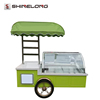 Commercial Hot Sale Soft Serve Ice Cream Cart Manufacturers