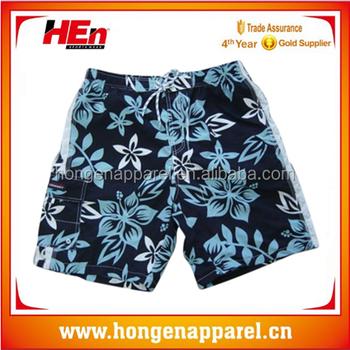 458162f7764 HongEn Apparel Blank board shorts wholesale design your own board shorts  custom couples beach shorts