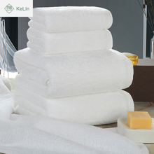 wholesale pure white plain dyed comfortable Eco-friendly hotel 21 bath towel quick dry