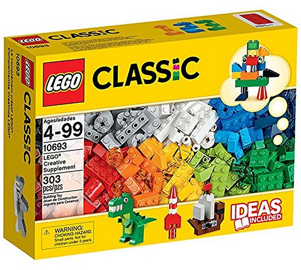 Cheap Classic Lego Find Deals On Line At Alibabacom 10709 Orange Creativity Box Get Quotations Building Blocks Supplemental 10693